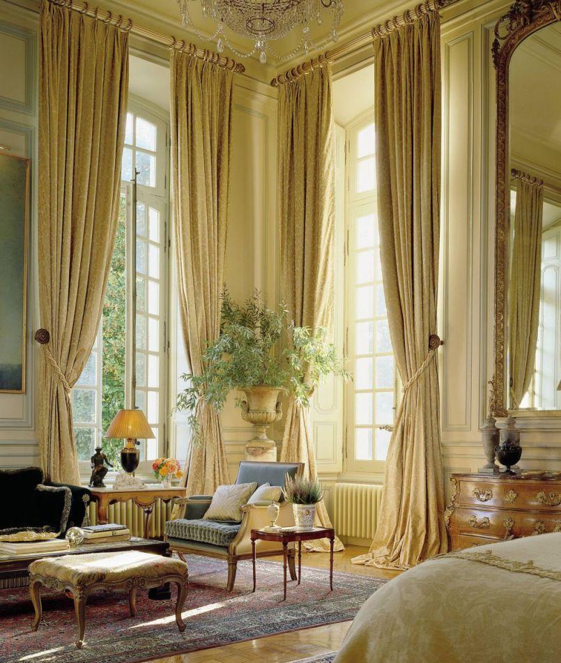 живем шторы на высокие окна фото может стать простуда