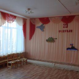 Детский сад 265. Салон штор Дизайн-студия Сарафан. Пошив и фото штор в интерьере 2016