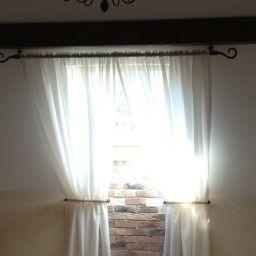 Шторы на мансарду. Г. Майкоп. Республика Адыгея. . Салон штор Уют-к. Пошив и фото штор в интерьере 2016