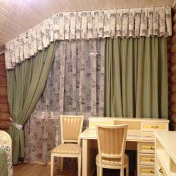 Детская. Г. Краснодар. . Салон штор Уют-к. Пошив и фото штор в интерьере 2016