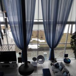 Шторы в загородный дом. Салон штор Smart Interiors. Пошив и фото штор в интерьере 2016