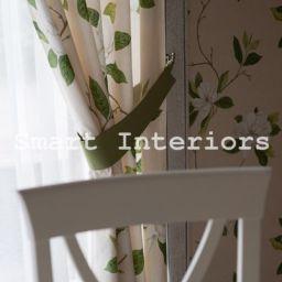Летнее шале в поселке Воейково. Салон штор Smart Interiors. Пошив и фото штор в интерьере 2016