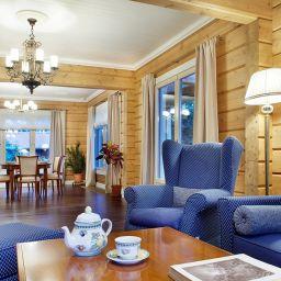 Дом в Репино. Салон штор Smart Interiors. Пошив и фото штор в интерьере 2016