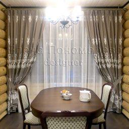 Кухни-столовые. Салон штор Флер. Пошив и фото штор в интерьере 2016
