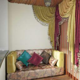 Кальянная . Римские шторы в квартиру. Этника / восточный стиль. Шторуз.ру