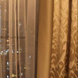 Спальная -проспект Маршала жукова. Салон штор ABiART HOME. Спальня. Пошив и фото штор в интерьере 2016