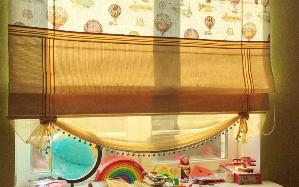 Шторы, подушки, покрывала, балдахин, чехлы на мебель. Детская комната. Шторуз.ру