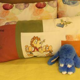 Детская Бол. Козихинский пер.. Шторы, подушки, покрывала, чехлы на мебель в детскую. Шторуз.ру
