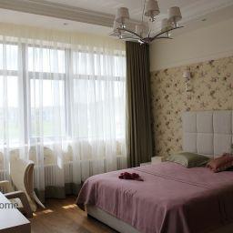 Детская в загородном доме. Салон штор ABiART HOME. Спальня. Пошив и фото штор в интерьере 2016