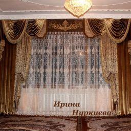 2. Частный дизайнер по шторам Нуркиева Ирина. Пошив и фото штор в интерьере 2016