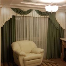 Гостиные . Салон штор интерьер - ателье Bello casa. Пошив и фото штор в интерьере 2016