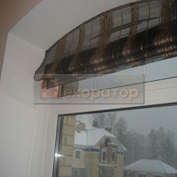 Римские шторы. Римские шторы в кухню. Классика современный стиль. Шторуз.ру