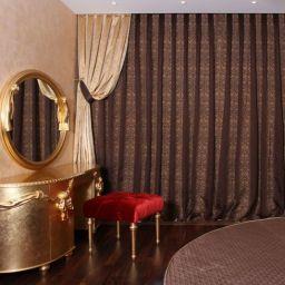 Спальня. Салон штор Салон штор Маруси Дубковой. Спальня. Пошив и фото штор в интерьере 2016