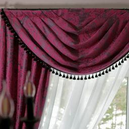 Холл второй этаж. Салон штор Салон штор Маруси Дубковой. Холл, прихожая. Пошив и фото штор в интерьере 2016