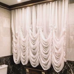 Ванная комната Хлябово. Салон штор Студия ARMANDI. Прочее. Пошив и фото штор в интерьере 2016