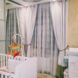 Детская на Авангардной. Салон штор Студия ARMANDI. Детская. Пошив и фото штор в интерьере 2016