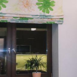 Холл на Авангардной. Салон штор Студия ARMANDI. Холл, прихожая. Пошив и фото штор в интерьере 2016