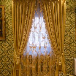 Кабинет в храме Подольск. Салон штор Студия ARMANDI. Кабинет. Пошив и фото штор в интерьере 2016