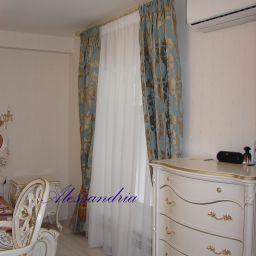 Спальня. Салон штор Алессандрия. Пошив и фото штор в интерьере 2016