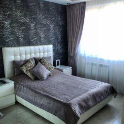 Квартира в Ромашково. Частный дизайнер по шторам Дарья. Пошив и фото штор в интерьере 2016