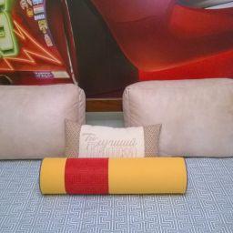 детская комната на богатырском пр. Римские шторы в детскую. Шторуз.ру