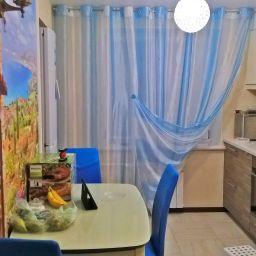 Кухня. Дизайнер в салоне штор Елена. Кухня. Пошив и фото штор в интерьере 2016