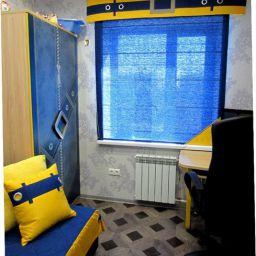 Детская. Дизайнер в салоне штор Самышкина Наталия. Детская. Пошив и фото штор в интерьере 2016