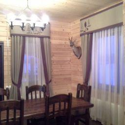 домик охотника. Салон штор L-salon. Пошив и фото штор в интерьере 2016