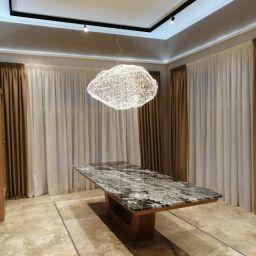 Стиль. Салон штор L-salon. Кухня. Пошив и фото штор в интерьере 2016