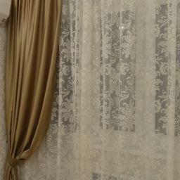 Спальня . Салон штор DECOR CITY. Спальня. Пошив и фото штор в интерьере 2016