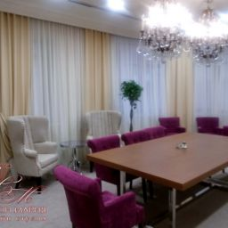 Музыкальный зал. Салон штор Дизайн тканного интерьера Мария. Пошив и фото штор в интерьере 2016