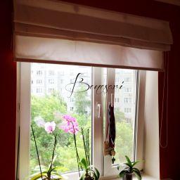 Спальни. Частный дизайнер по шторам Краснова Екатерина. Спальня. Пошив и фото штор в интерьере 2016